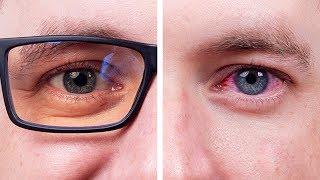 как выбрать компьютерные очки?