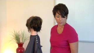 Basic Haircare & Hairstyles : How to Blow-Dry Short Hair