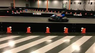 ViaPort in door Go Karting!