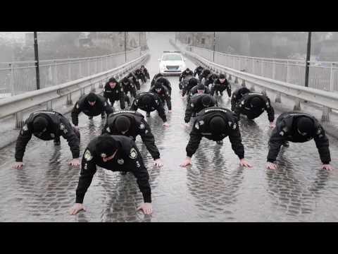 22 Pushup Challenge Управління поліції охорони в Хмельницькій області