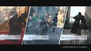 Assassin's Creed victory official trailer gameplay 2015