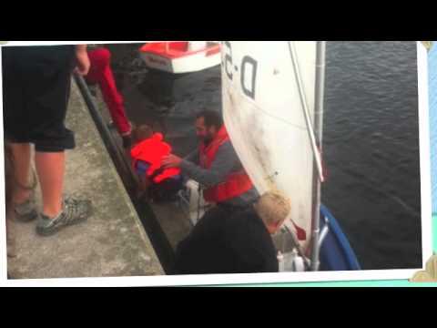 Åben Båd i Hasle Havn