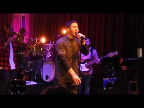 Nick Jonas- Teacher (Minneapolis,MN) HD