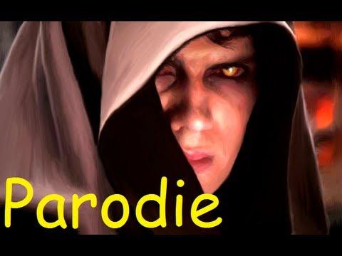 Star Wars Episode 3 - Parodie Synchronisation Verarschung - SOLAR WARS 2 - Die Rache Der Sith