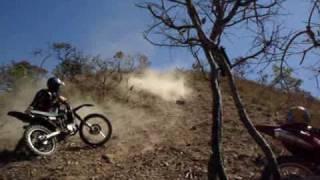 trilha de moto em Palmelo Go. vol 2