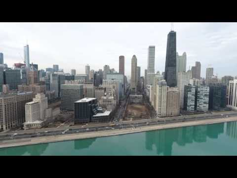 Drone Footage of Chicago