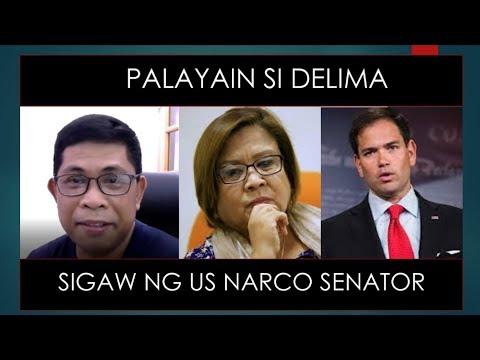 Dante Maravillas Live Sept. 30 2019 || Sen Rubio, gawin nyo na lang kayang US Senator si Delima