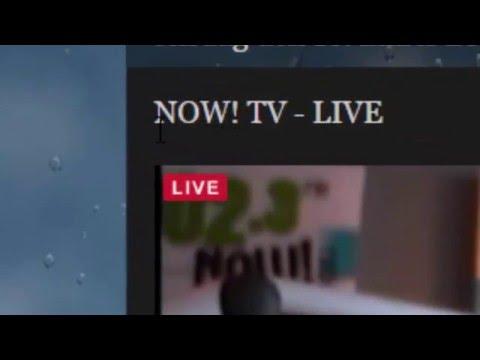 Livestream - How to embed a Live show to website