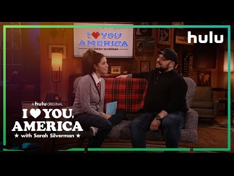 Sarah Interviews Christian Picciolini | I Love You, America on Hulu
