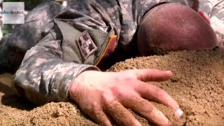 US Military - Army Air Assault Obstacle Course