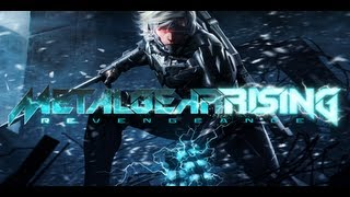 Metal Gear Rising: Revengeance - Análise e Gameplay