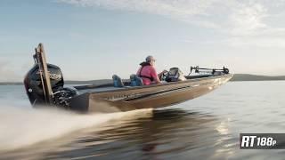 Ranger Aluminum RT188p On Water Footage