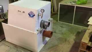 Барабанный фильтр для большого объёма воды и прочих жидкостей(eiskpolimer.ru тел. 8(86132)68250;68240 Механический барабанный фильтр применяются там, где: требуется высокая степень..., 2014-06-24T14:43:42.000Z)