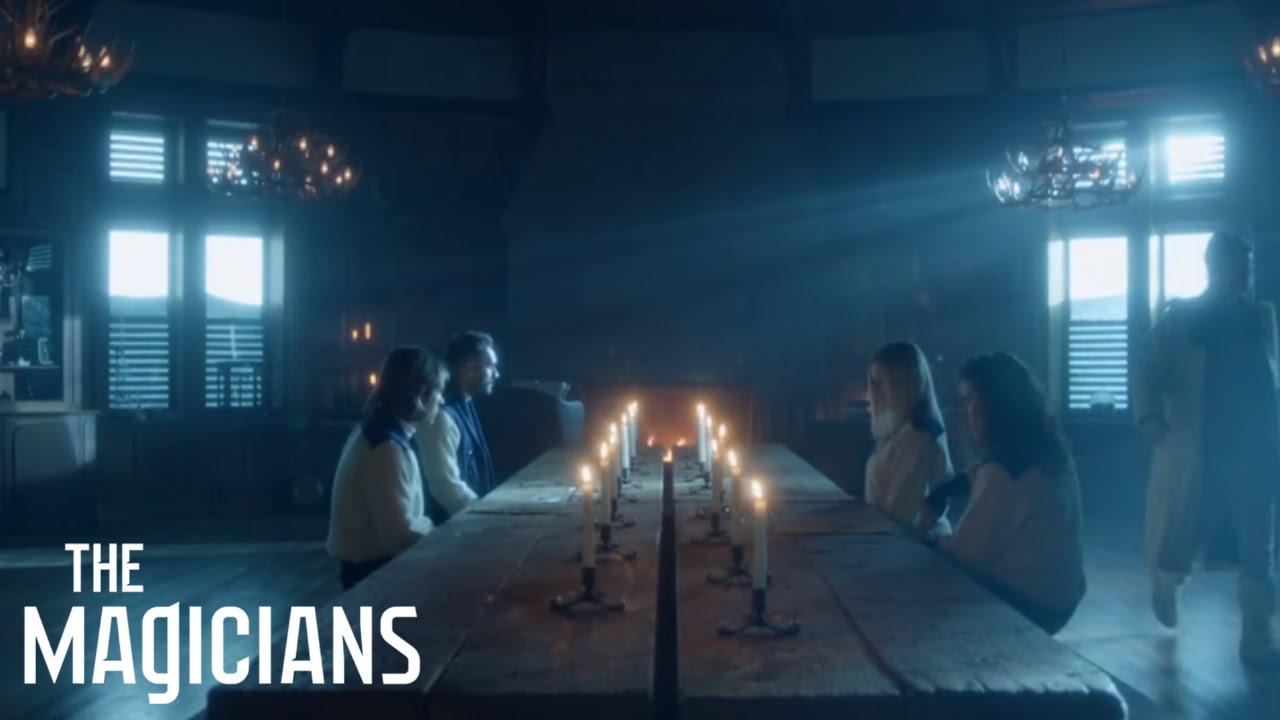 Magicians Season 2