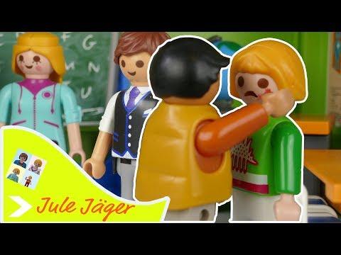 Playmobil Film deutsch - Die Ohrfeige - Kinderfilm mit Jule Jäger