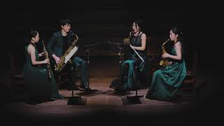 Claude Debussy - String Quartet in G minor, Op. 10  3rd movement  |  Impetus saxophone quartet