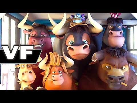 FERDINAND La Nouvelle Bande Annonce VF (Animation - 2017) streaming vf