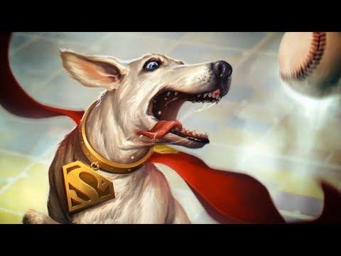 לסופרמן יש כלב מחמד על?