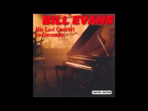 Bill Evans - His Last Concert In Germany (1980 Album)