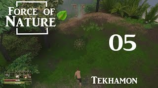 Force of Nature - Let's Play FR #05 - Attraper au filet une bestiole  (^_^)