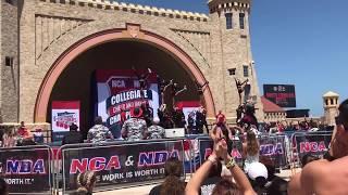 North Carolina State University Small Coed 2018 NCA NATIONAL CHAMPIONS