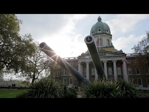 Imperial War Museum - First World War Galleries