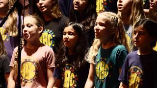 The Beatles Abbey Road Medley by the BHC - choir camp show 2019