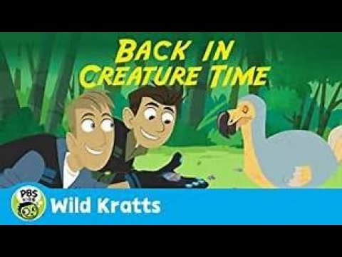 Download Wild Kratts Back in Creature Time Day of the Dodo Full Episode!