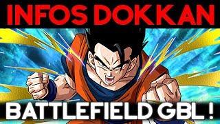 INFOS #DOKKANBATTLE : le Battlefield enfin sur la GBL !