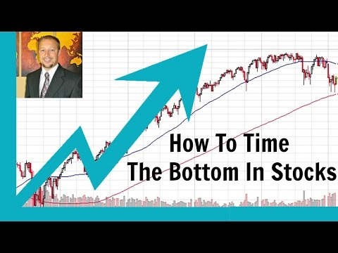 How To Time The Bottom In Stocks
