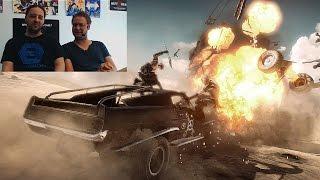 Mad Max - Erstes Fazit zur Verkaufsversion mit Gameplay-Szenen (PS4)