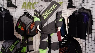 Youth Team Arctic Jacket and Pants