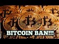Bitcoin ban in india || why market is crashed  || bitcoin crashed || cryptocurrency
