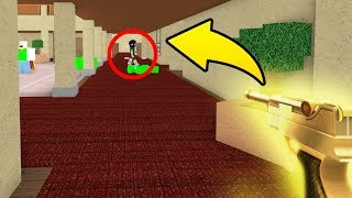 GODLY LUGER IS BACK!! (Roblox Murder Mystery 2)