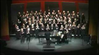 Lord, I Know I Been Changed - Six Rivers Choral Artists 2009