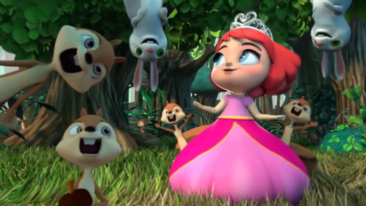 Принцесса и Единорог. Мультик для детей. - YouTube