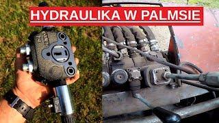 Hydraulika w PALMSie || Vlog #5 || Okiem ZULa