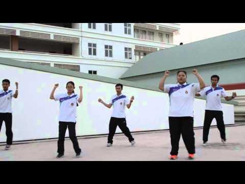 วีดีโอสอนท่าเต้นแอโรบิคท่าพื้นฐาน 8 ท่า