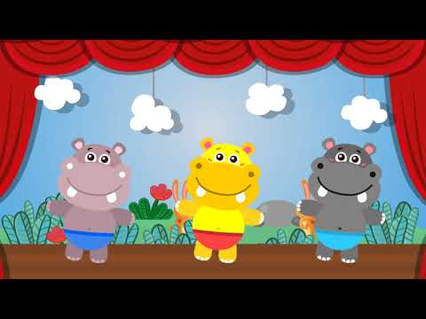 If You re Happy | เพลงเด็กภาษาอังกฤษ | nursury rhymes | kids song | เพลงเด็ก น้องนะโม