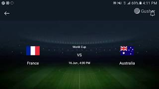 France 🇫🇷 vs Australia 🇦🇺 World Cup 2018 live stream 🔴