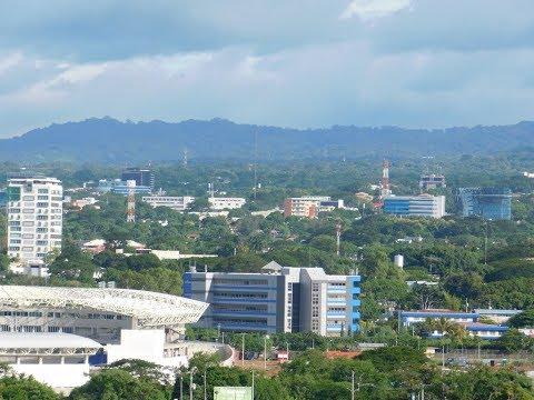 Manágua - Capital da Nicarágua