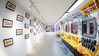 Wet Paint Shanghai - A Persue Art Show | Short Film