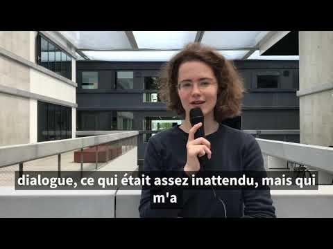 Ma première année : Victorine raconte