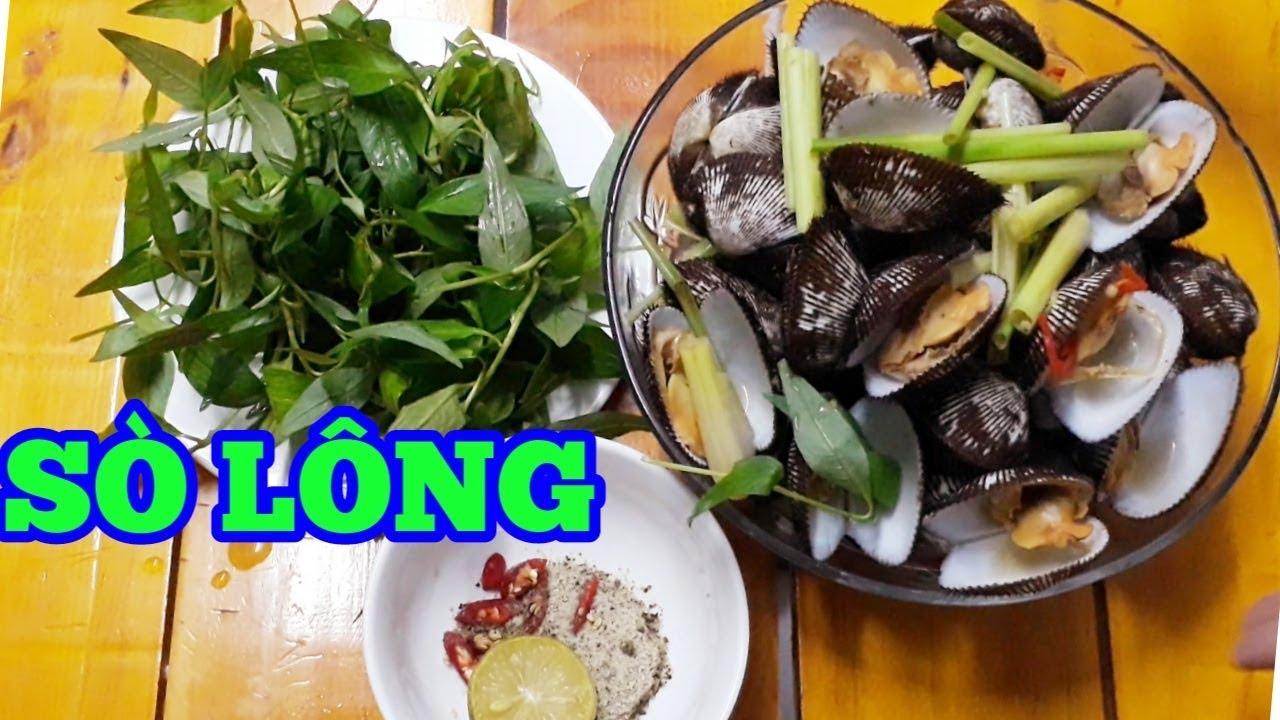 Cách làm Sò Lông hấp xả giòn giọt không bị dai | Thanh Tâm Food