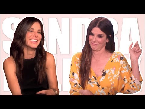 Sandra Bullock Funniest Moments