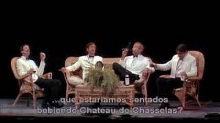 """Monthy Python en el Hollywood Bowl - """"Four Yorkshiremen"""" (subtitulos en español)"""