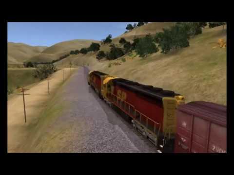 Trainz Simulator 2012 Vs Train Simulator 2013 - YouTube