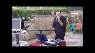 Karaoke: Elia Di Mario, ANCORA QUI di Renato Zero (prove tecniche prima della serata)