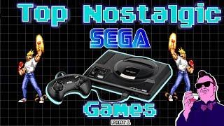 Top 21 Nostalgic MegaDrive Games: Part 1 | LetemcomeInit