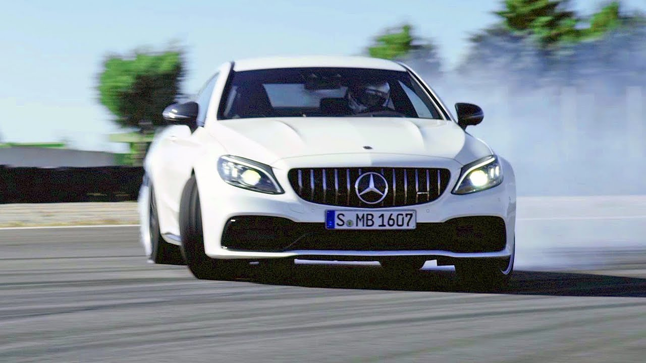 Mercedes Amg C63 S Coupe 2019 Audi Rs5 Killer Youtube